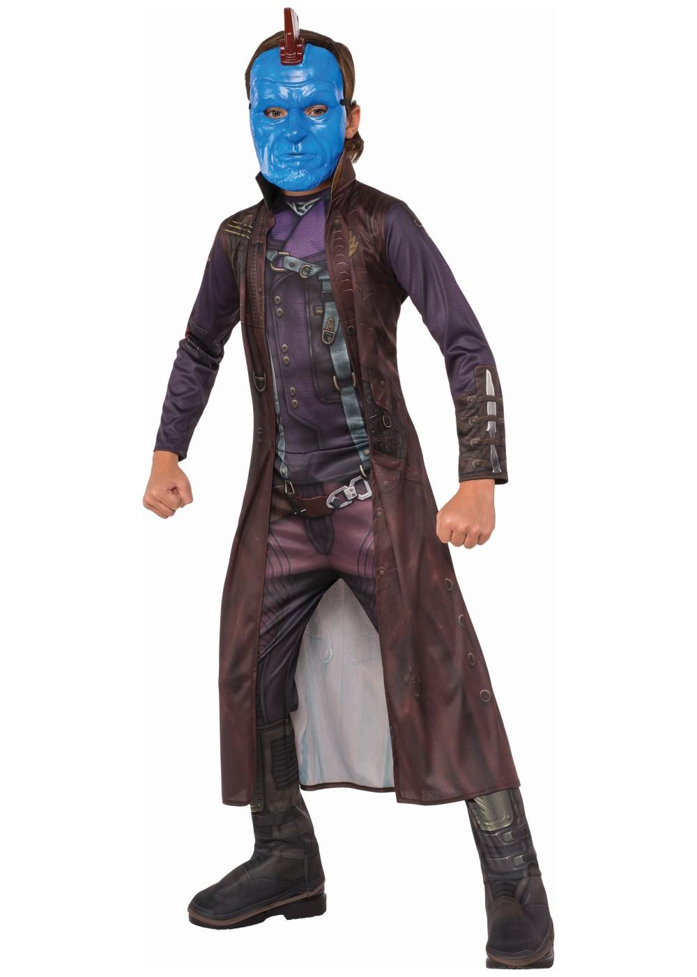 Guardians Of The Galaxy Yondu Boys Costume Cosplay