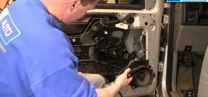 How to Repair or replace a power window motor for a Chevy