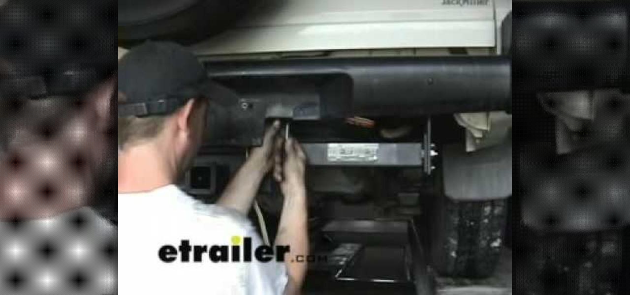 Trailer Xterra 2003 Hitch Nissan