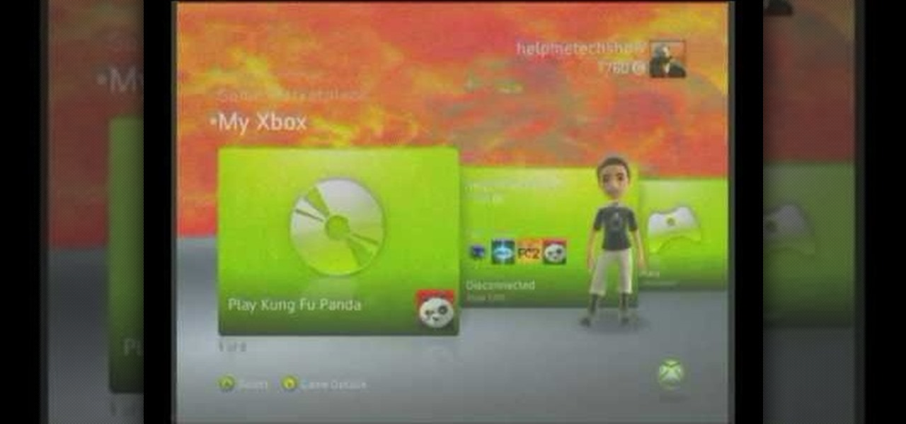 How To Install Games Onto Your XBox 360 Hard Drive HDD