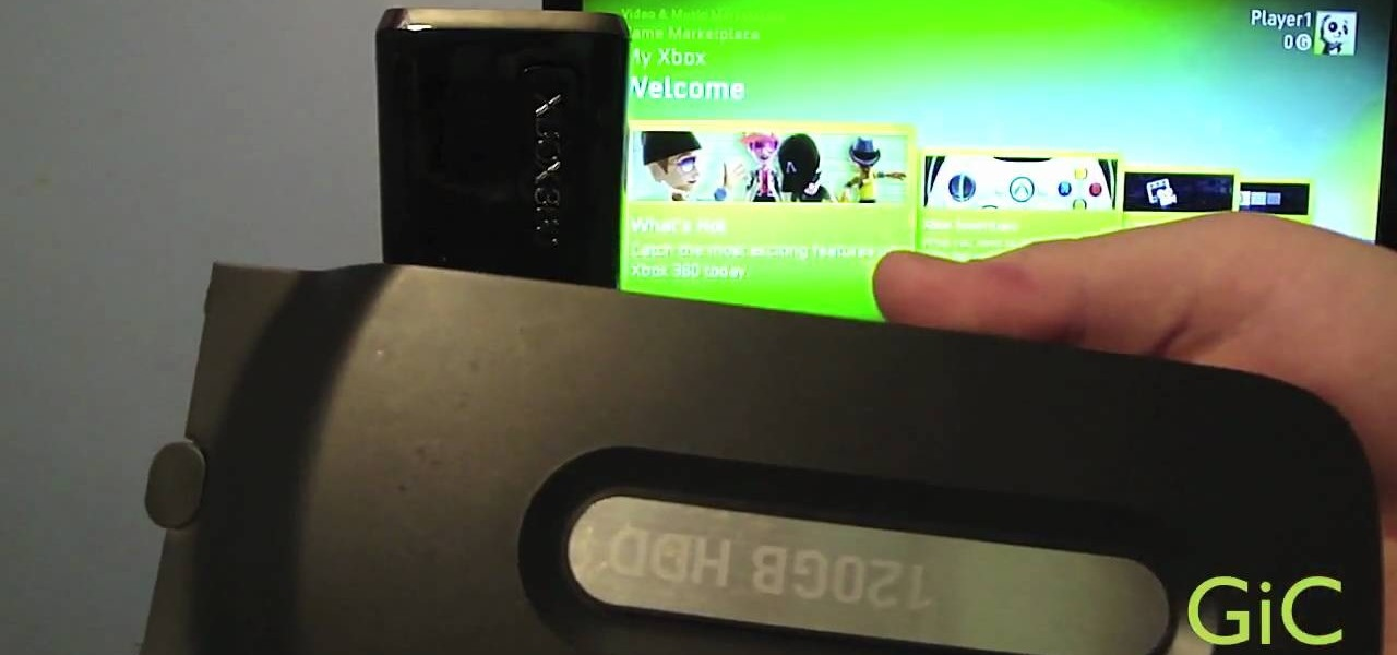 How To Transfer Xbox 360 Hard Drive Save Data To New Slim