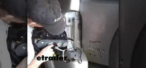 How to Install a trailer wiring harness on a Jeep Liberty