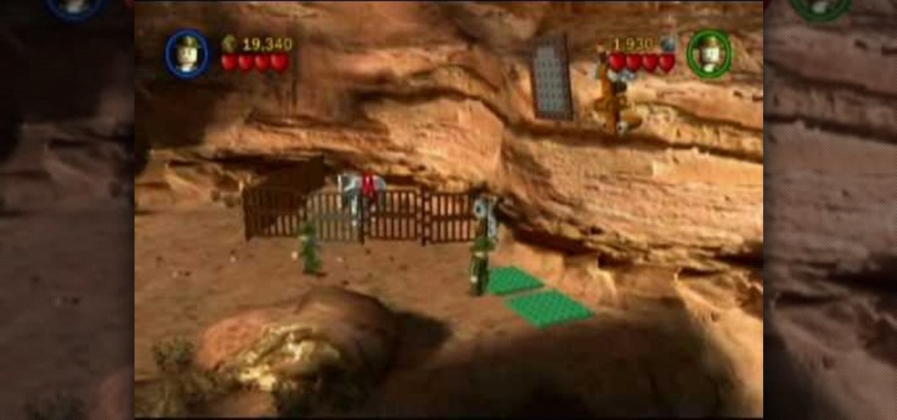 How To Find The Young Indy Secret Level In LEGO Indiana Jones Xbox 360