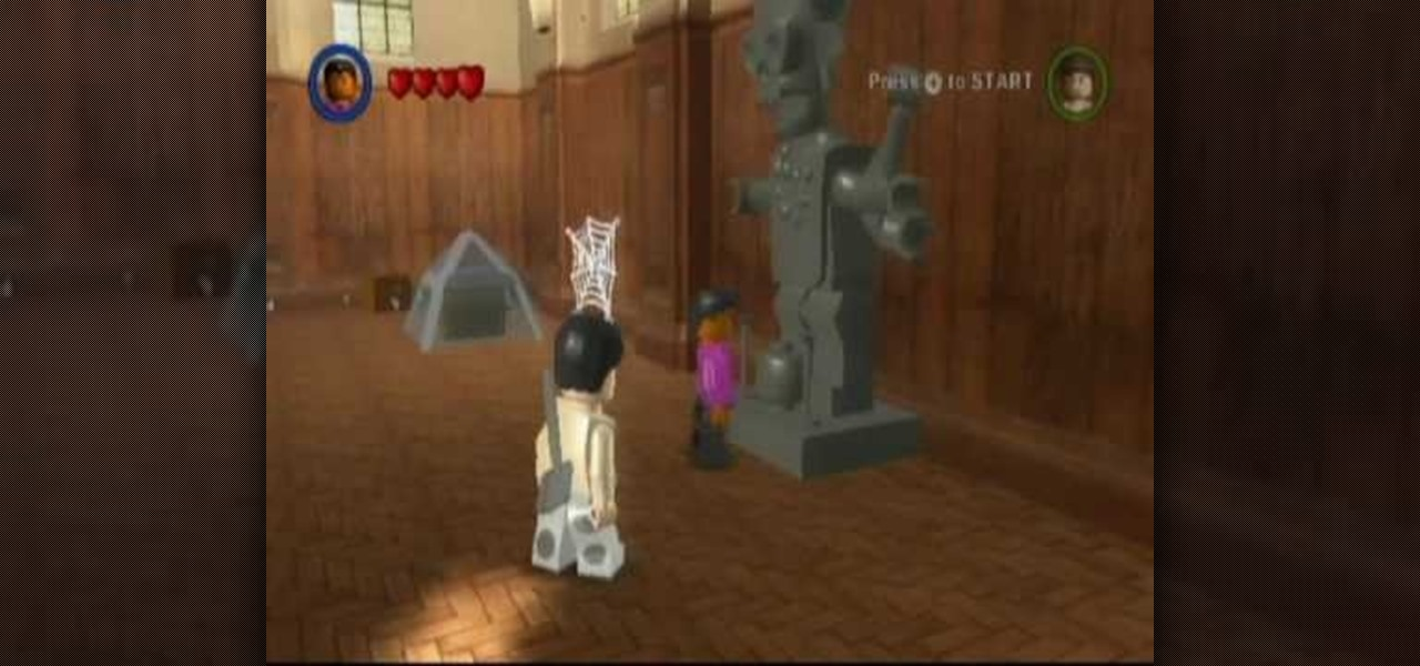 How To Unlock The Secret Level On LEGO Indiana Jones Xbox 360 WonderHowTo