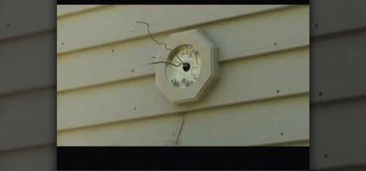 Remove Broken Light Bulb Fixture