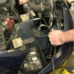 How To Replace The Radiator Cooling Fan In A 1998 2004 Dodge Intrepid Auto Maintenance Repairs Wonderhowto