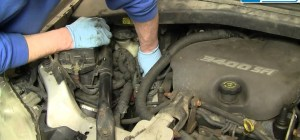How to Install a wiper washer pump in a Chevy Venture or Pontiac Montana « Auto Maintenance