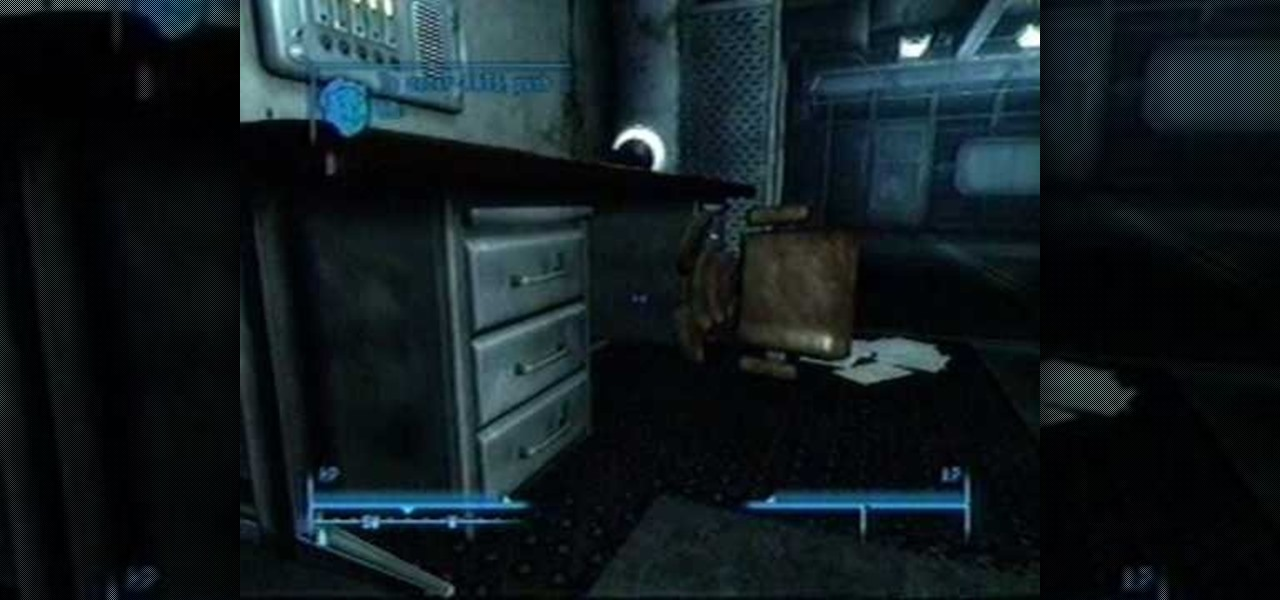 How To Escape Vault 101 As A Baby In Fallout 3 Xbox 360