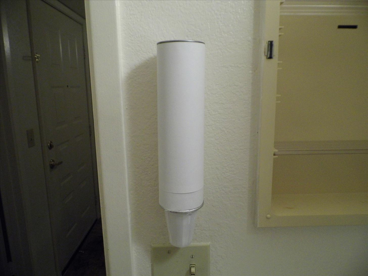 5 Ounce Cup Dispensers Wall