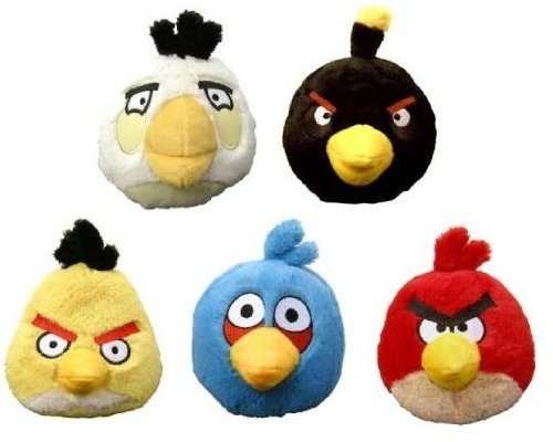 Rovio Angry Birds Industry Overlord