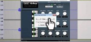 How To Install Auto Tune In Your Audacity Audio Program
