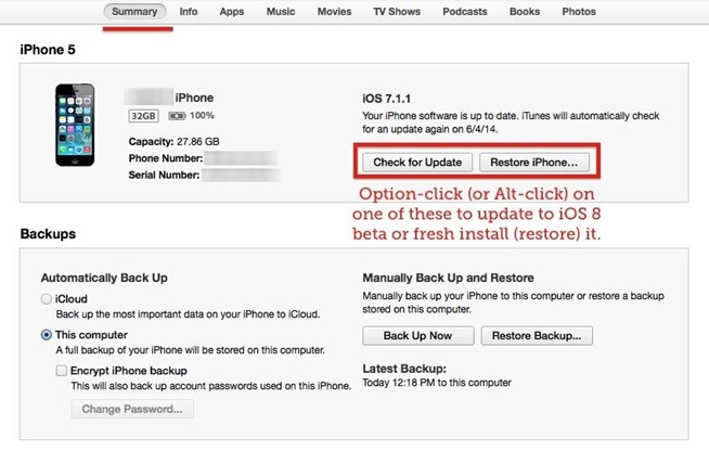 Apple iOS 8 Gold Master now available to download! | ブログ