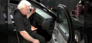 How to Use a shortcut to quickly remove a heater core on a 2001 Ford Taurus « Auto Maintenance
