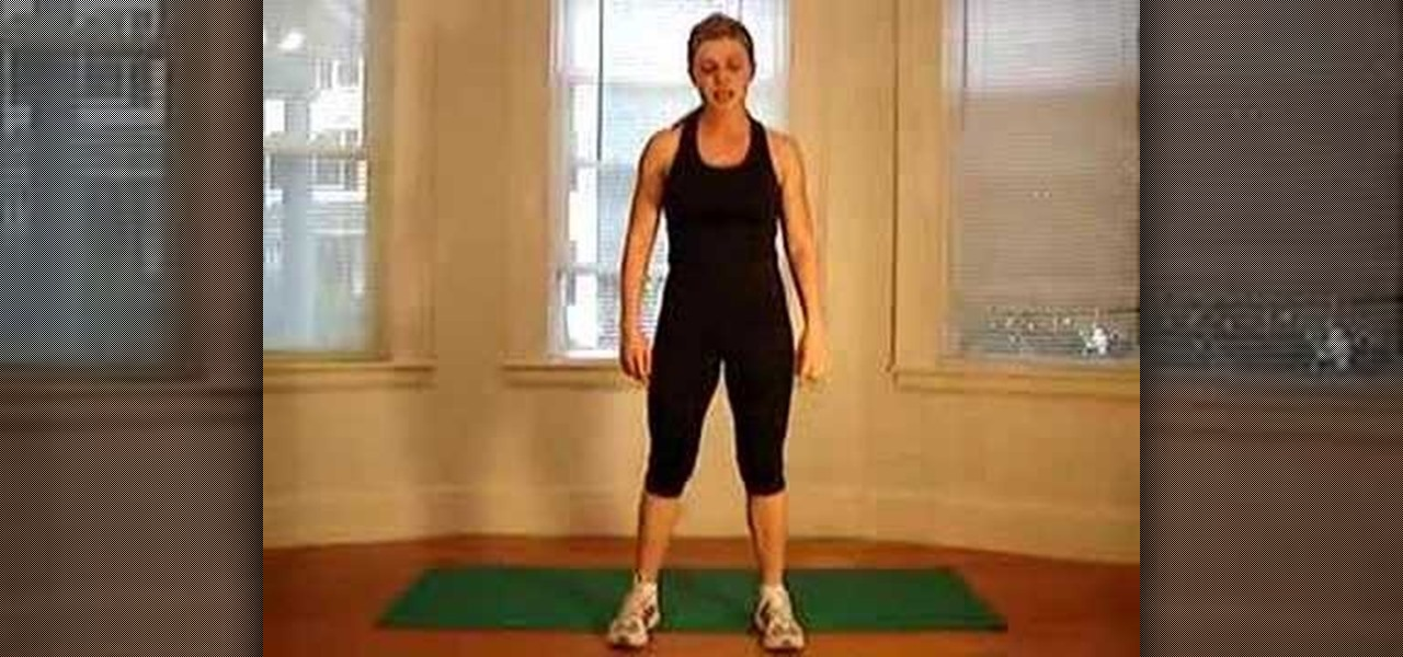 How To Do A Combination Of Squats And Push Ups Body Sculpting Wonderhowto