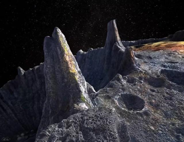 La NASA a découvert un astéroïde si rempli d'or qu'il pourrait bouleverser notre économie 3