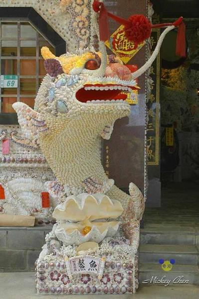 Temple of the Dawn  Seashell Temple Taiwan