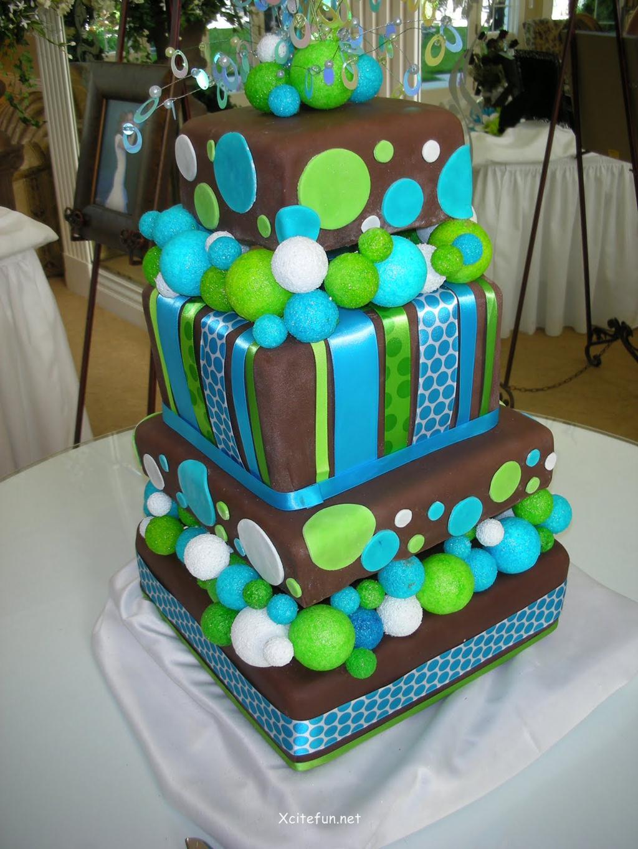 Wedding Cakes Decorating Ideas
