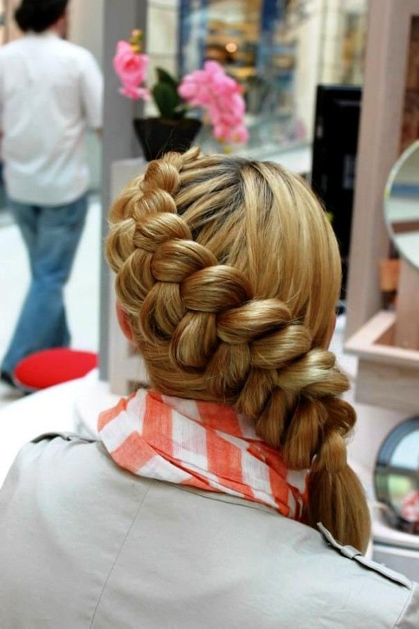 Most Beautiful Girls Hairstyle