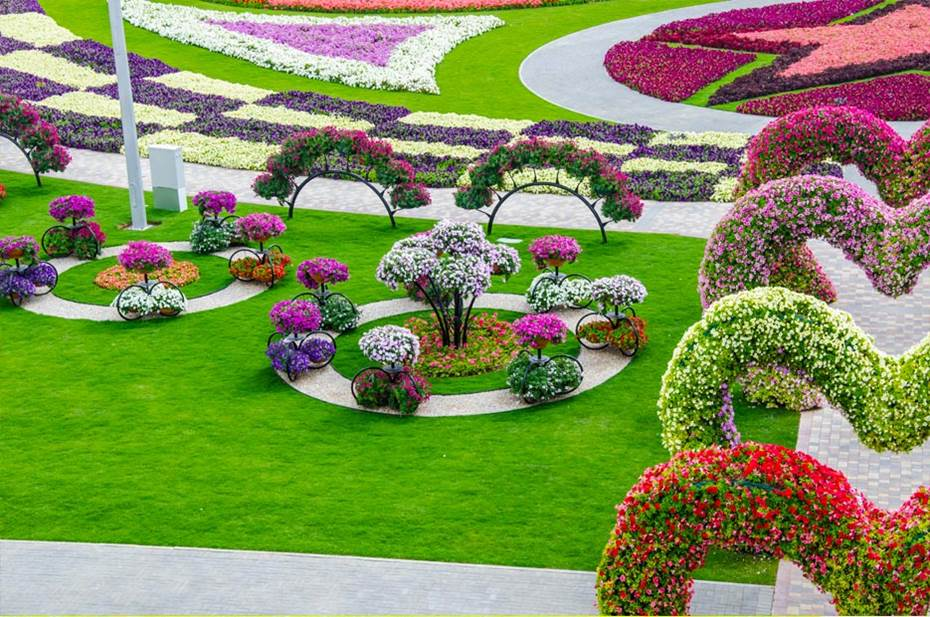 Best Garden Designs World
