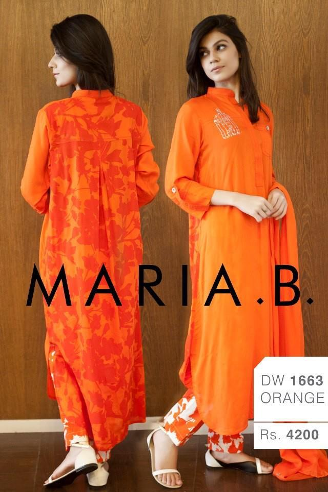 Maria B New Summer Dress Collection
