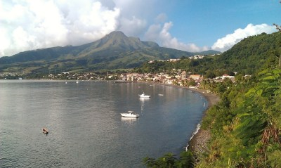 Travel Guide Mount Pelee Caribbean - XciteFun.net