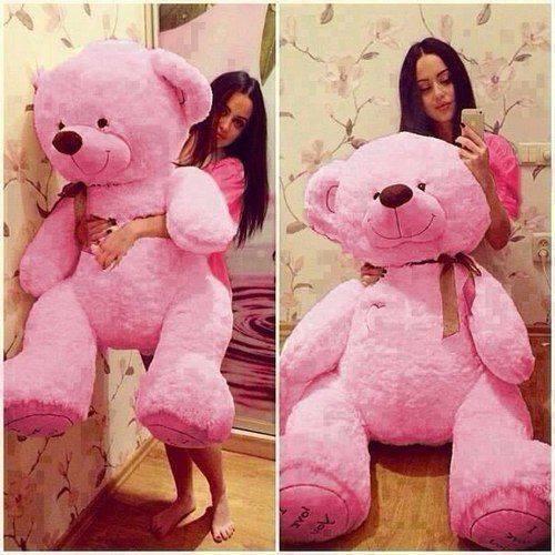 Giant Teddy Bear Gift For Girlfriend