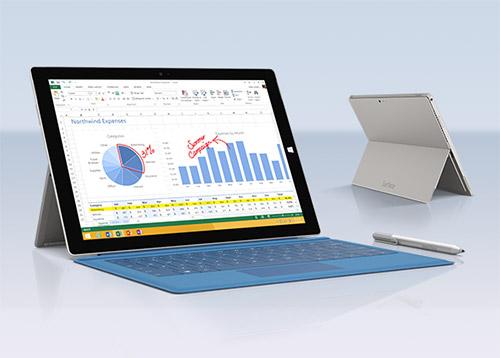 Microsoft выпустит 14-дюймовый планшет