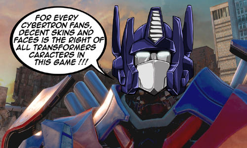 Forum Lost Battalion :: Transformers: Rise Of The Dark