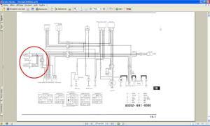 2007 Honda Trx450r Wiring Diagram  Wiring Diagram