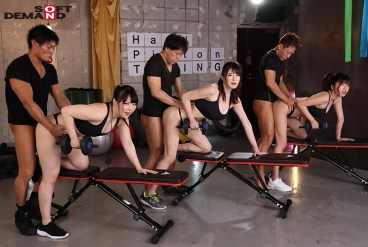 SDDE-648 Hard Pounding Only - Quickie At The Gym - Training Up To The Ultimate Ecstasy While Building Beautiful Bodies