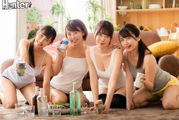 HUNTB-074 A Sharehouse Full Of Cute College Girls With Big Tits And I Can Fuck Anyone I Want Anywhere I Like 2