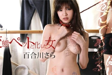 Jav Uncensored Sara Yurikawa, a girl who became a perverted pet