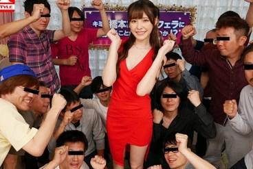 SSNI-593 Hashimoto Arina Goddess Of Fellatio VS 17 Novices Who Completely Need To Sex