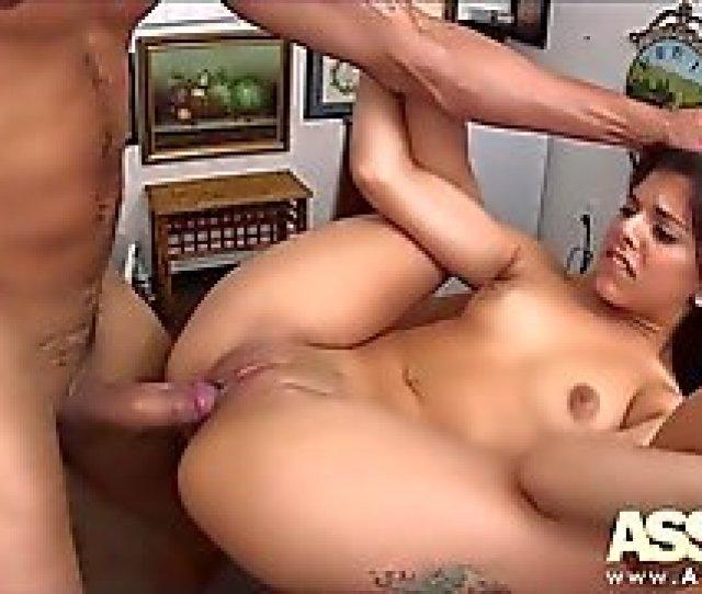 Brazilian Teen Casting Gina Valentina