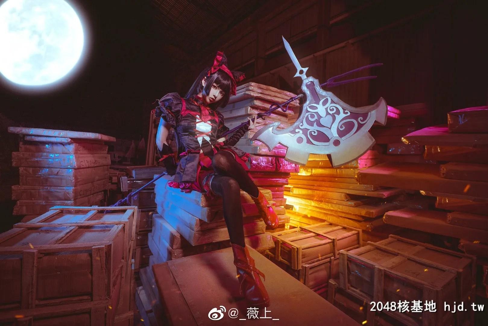 GATE奇幻自卫队萝莉·麦丘利@_薇上_ (10P)插图(4)