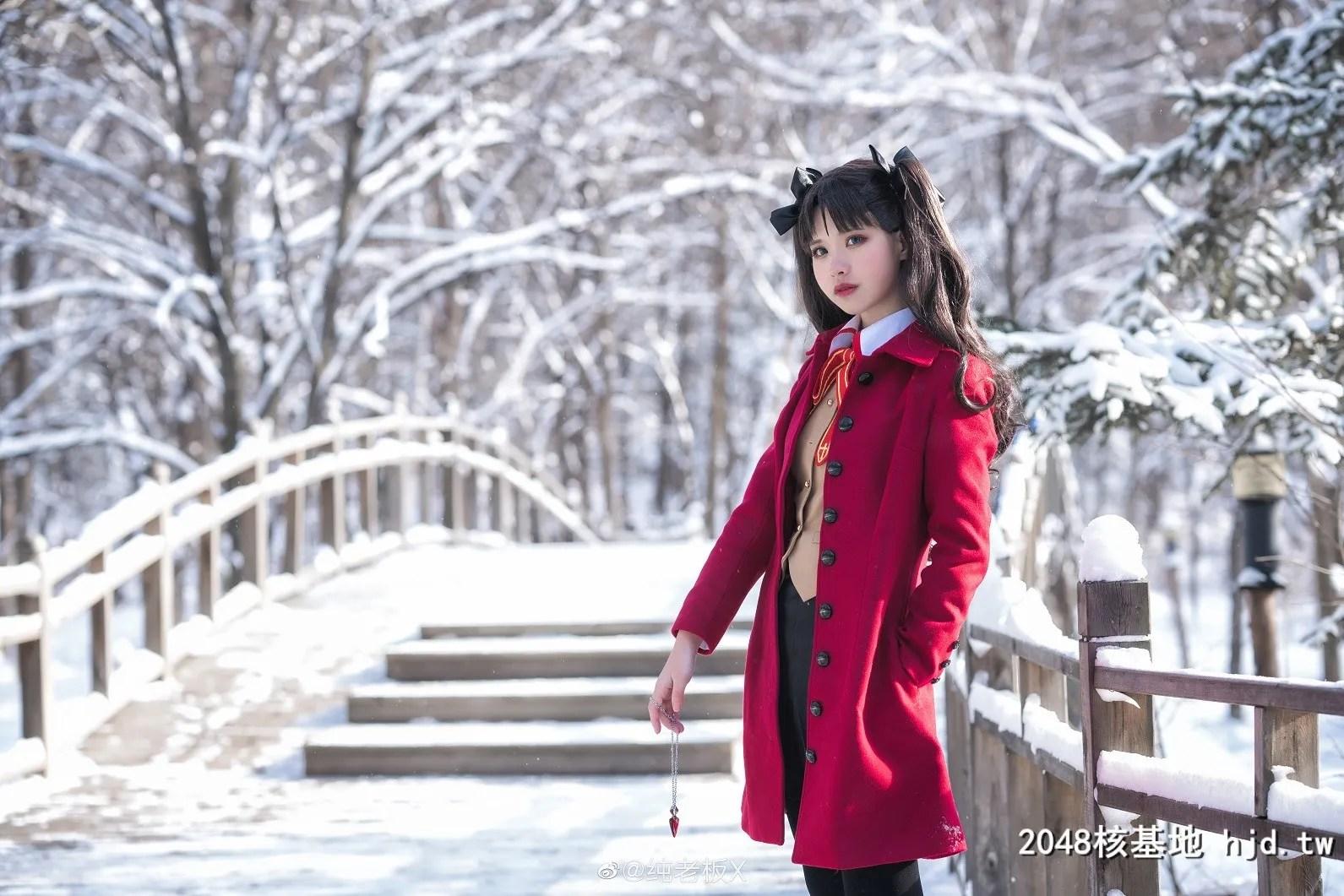 Fate/stay night远坂凛@纯老板X (10P)插图(4)