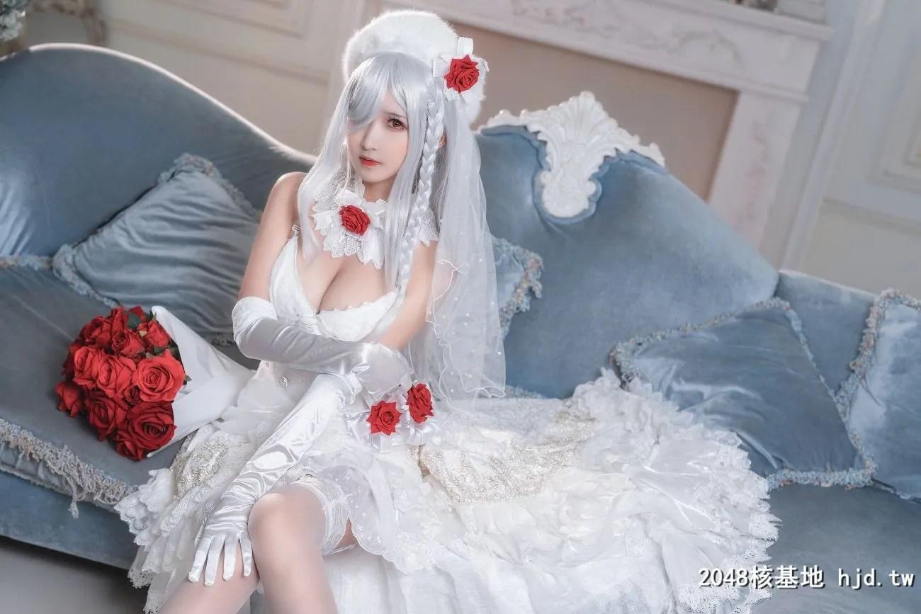 《少女前线》G36C婚纱皮肤Cosplay【CN:三度_69】 (40P)插图(8)