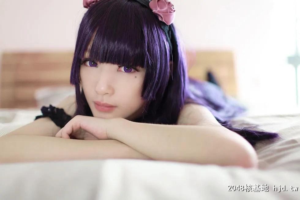 《我的妹妹哪有这么可爱!》五更琉璃(黑猫)Cosplay【CN:嘿狸猫】 (10P)插图(4)