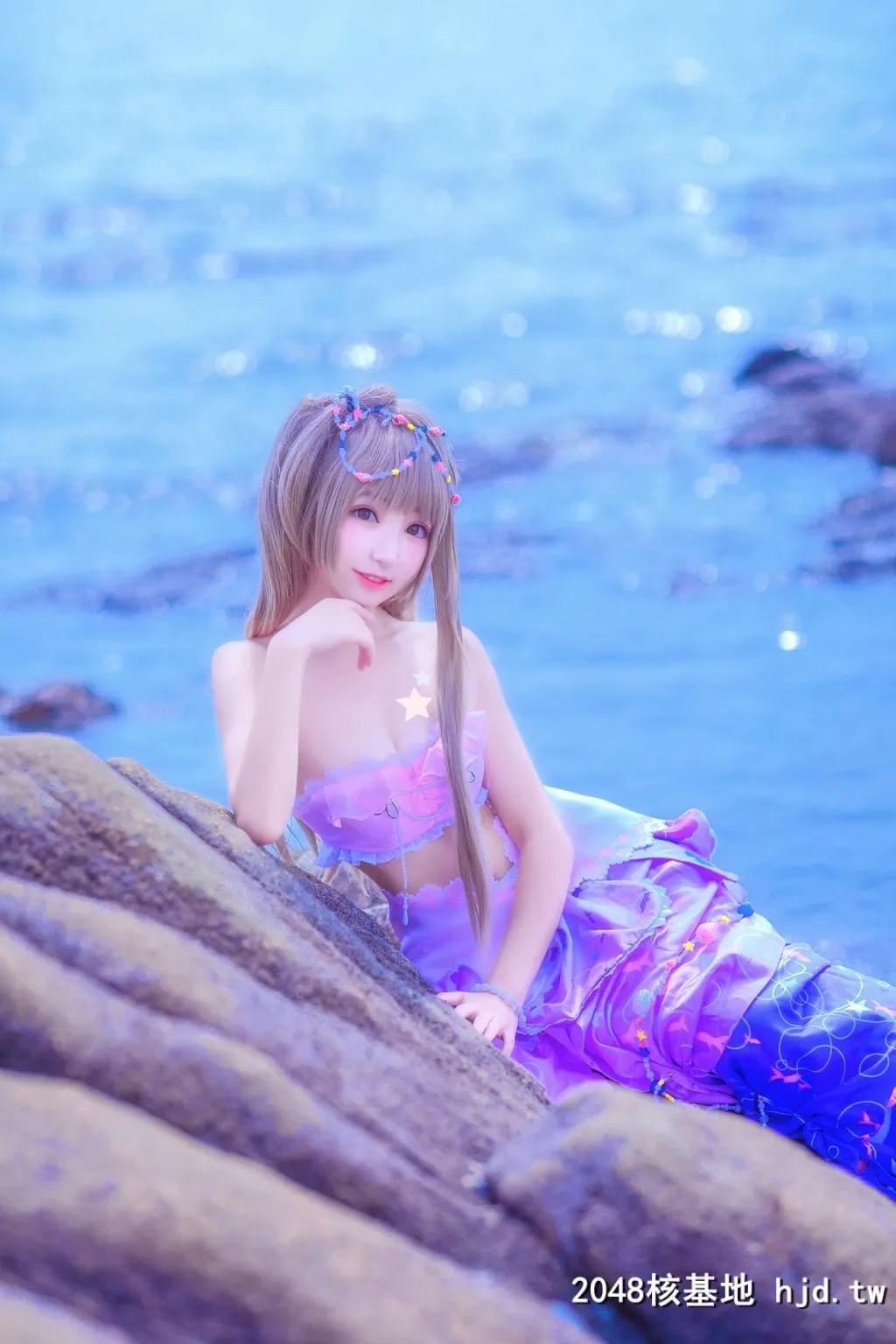 《Love Live!》南小鸟美人鱼Cosplay【CN:南咲咲咲QVQ】 (11P)插图(2)