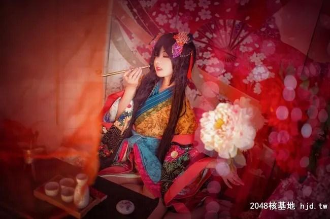 《王者荣耀》孙尚香Cosplay【CN:nino家的橘子】 (9P)插图(5)