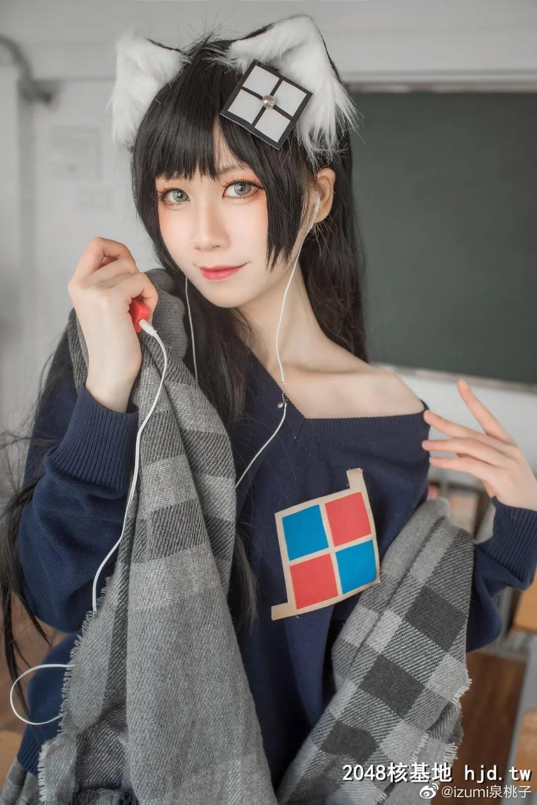 少女前线95式-纯白毕业季@izumi泉桃子 (9P)插图(4)