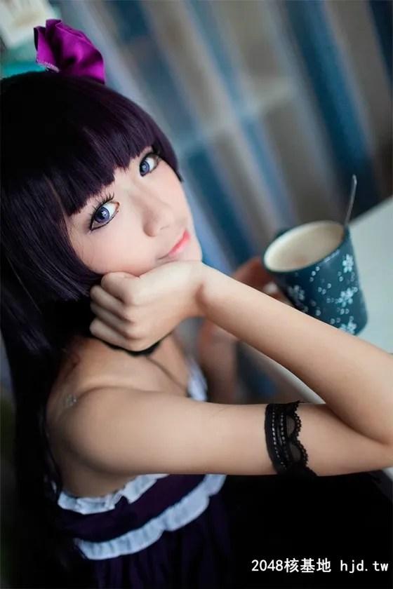 《我的妹妹哪有这么可爱!》五更琉璃Cosplay【CN:Kasukana幽幽】 (18P)插图(4)