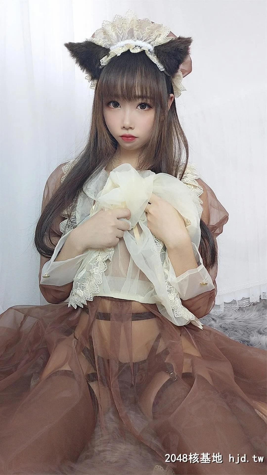 【Cos小姐姐雪琪】 透明女仆 [43P]插图(5)