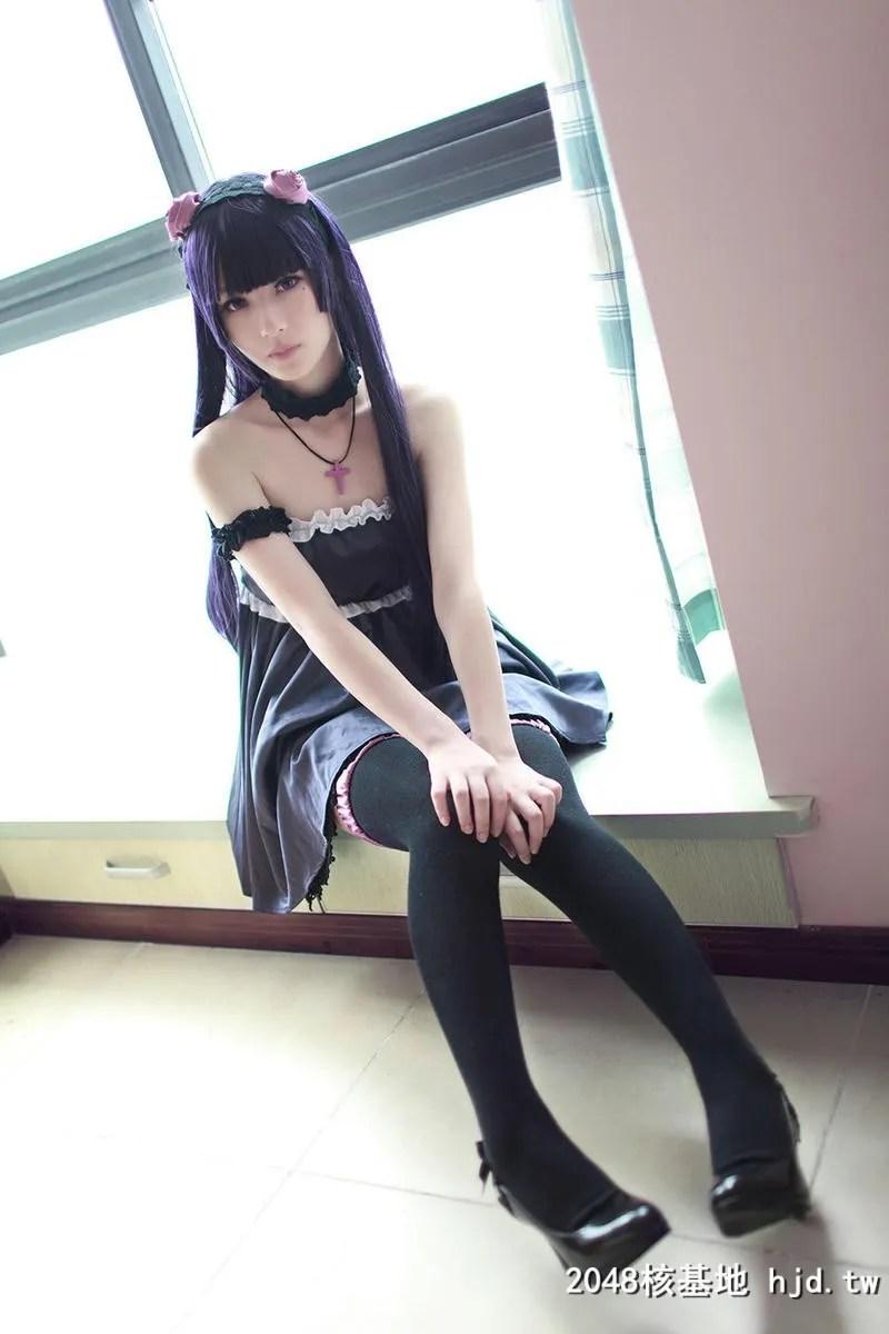 《我的妹妹哪有这么可爱!》五更琉璃(黑猫)Cosplay【CN:嘿狸猫】 (10P)插图(2)