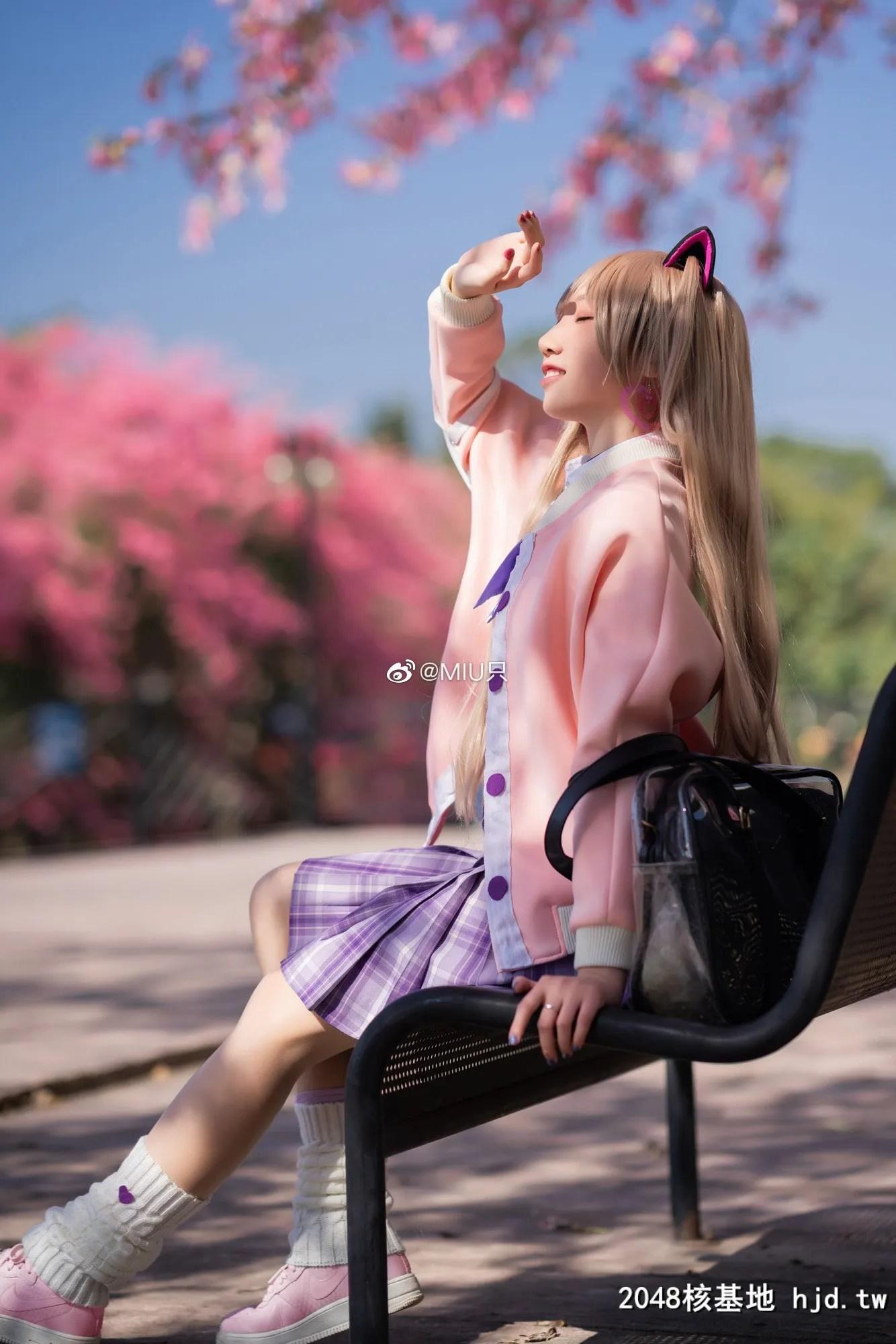 少女前线Mk23—宣告开学的喵之歌@MIU只 (10P)插图(1)