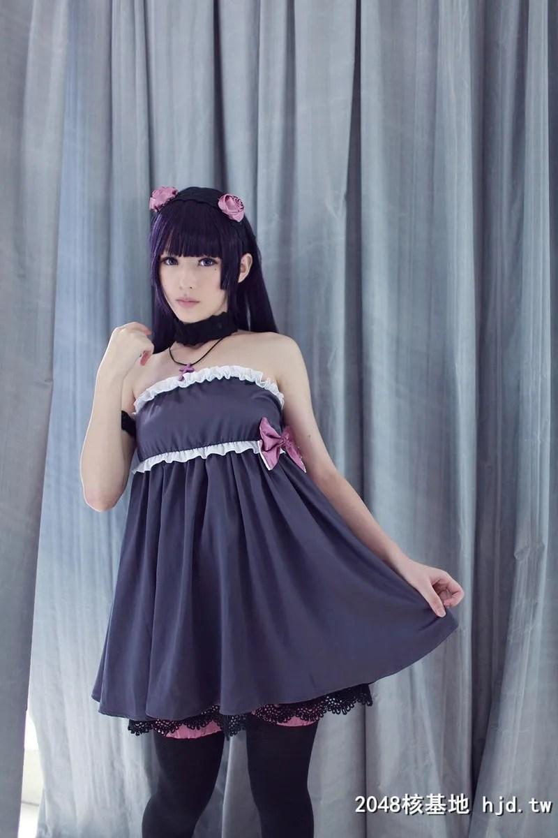 《我的妹妹哪有这么可爱!》五更琉璃(黑猫)Cosplay【CN:嘿狸猫】 (10P)插图