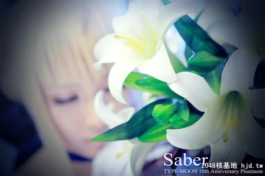 《Fate/stay night》Saber女王Cosplay【CN:水水】 (20P)插图(1)