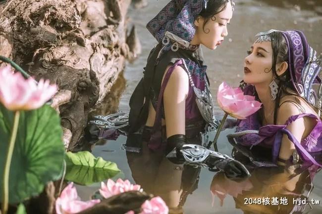 《剑网3》五毒Cosplay【CN:暮子&素渊】 (11P)插图(9)