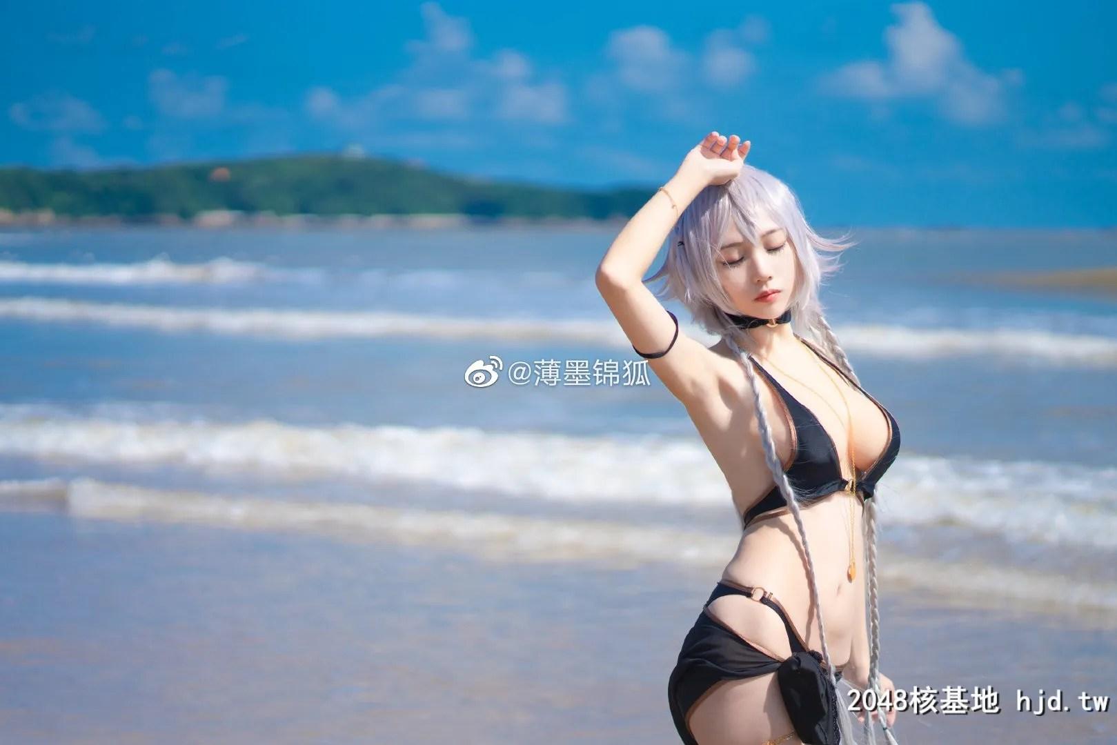 COSER:@薄墨锦狐黑贞德+尼禄·克劳狄乌斯 (9P)插图(7)