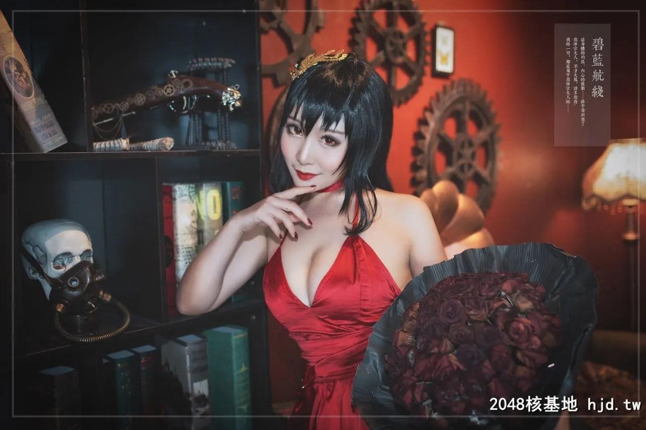 《碧蓝航线》大凤性感黑丝Cosplay【CN:三刀刀Miido】 (14P)插图(5)